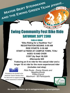 Ewing 2017 Fall Spin