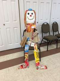 Cereal Killer, submitted by Girl Scout Troop 70138